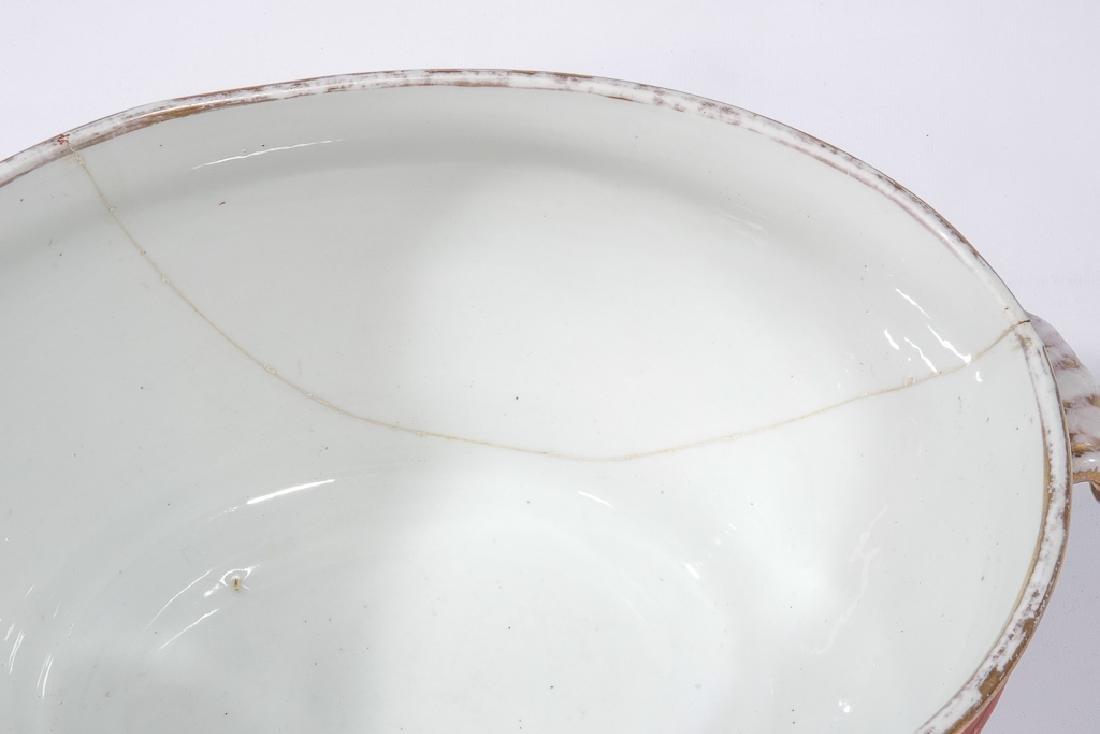 Directoire Style Porcelain Tureen - 10