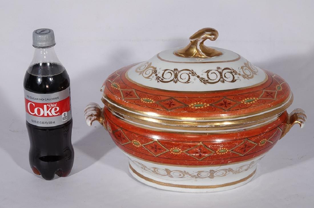 Directoire Style Porcelain Tureen - 5