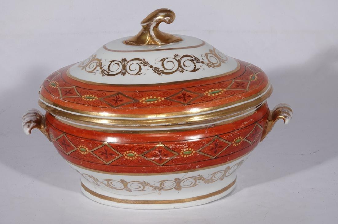 Directoire Style Porcelain Tureen - 7