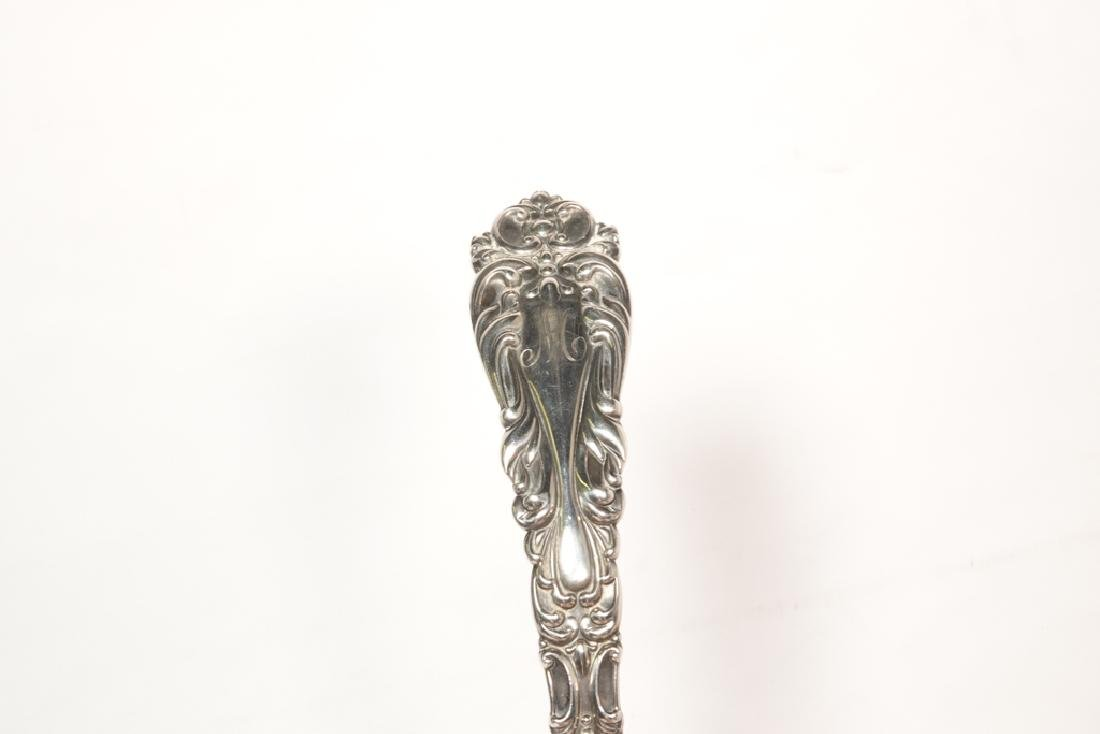 Sterling Silver Ladle - 7