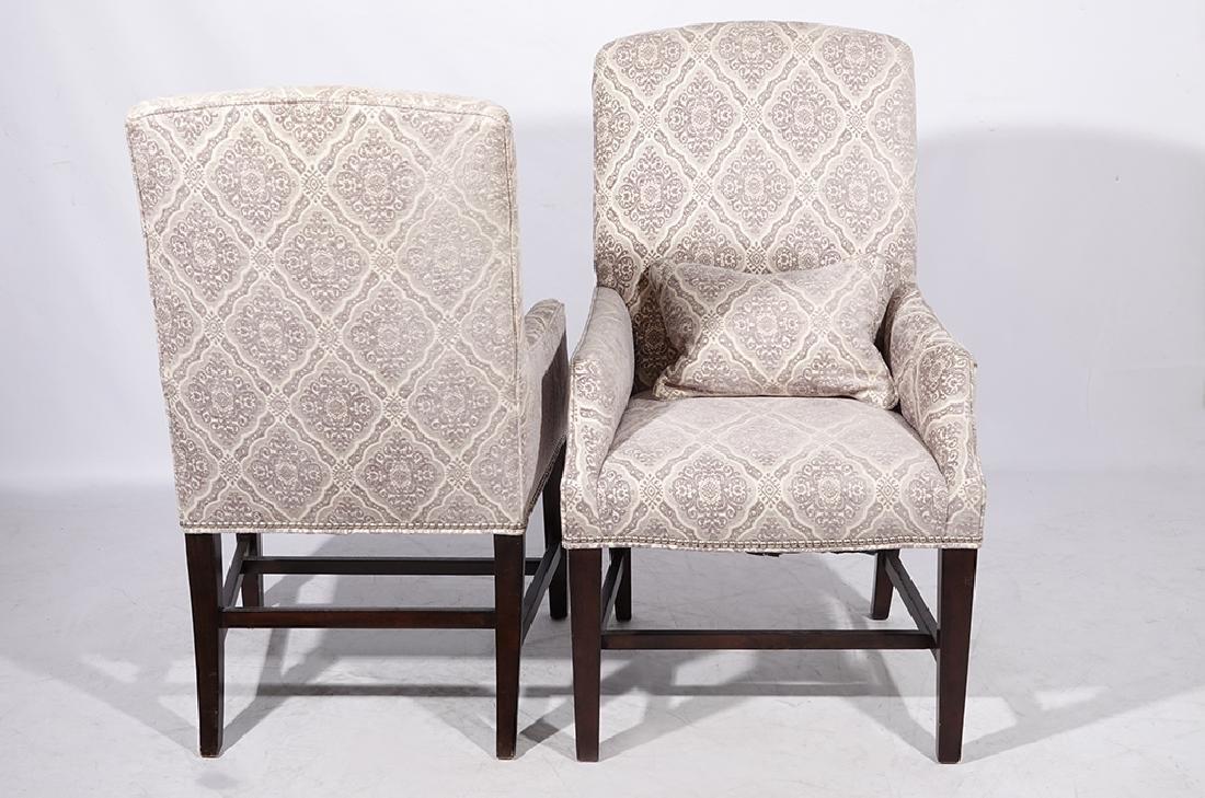 Pair Diminutive Armchairs - 5