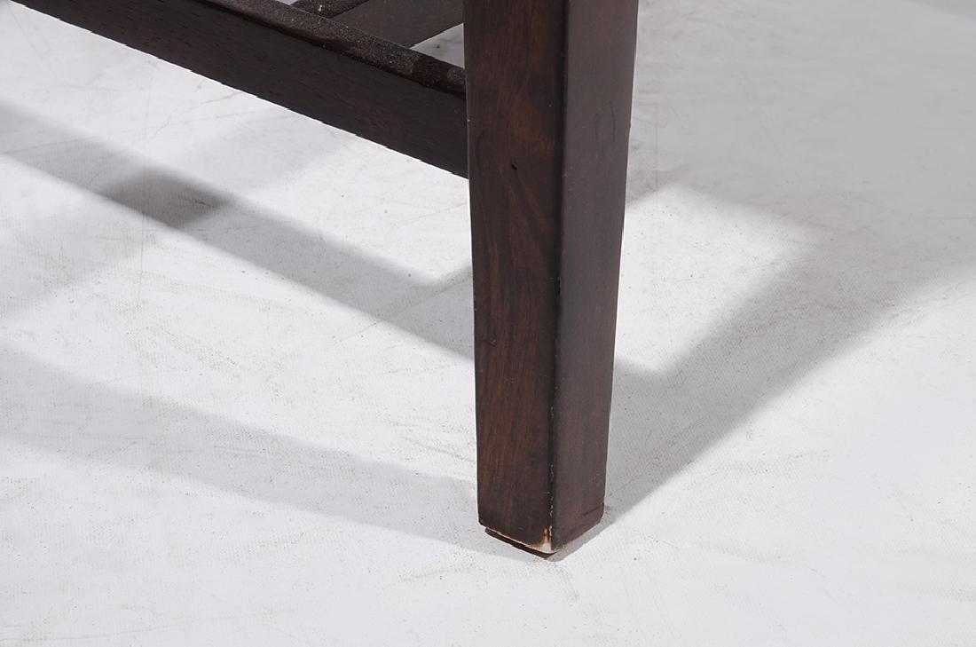 Pair Diminutive Armchairs - 8