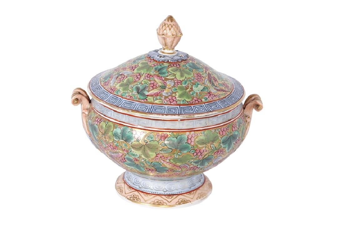 Chinese Porcelain Tureen