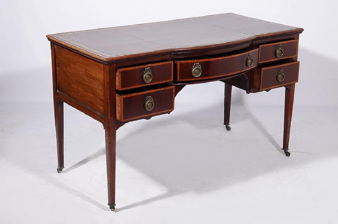 Georgian Style Writing Table - 6