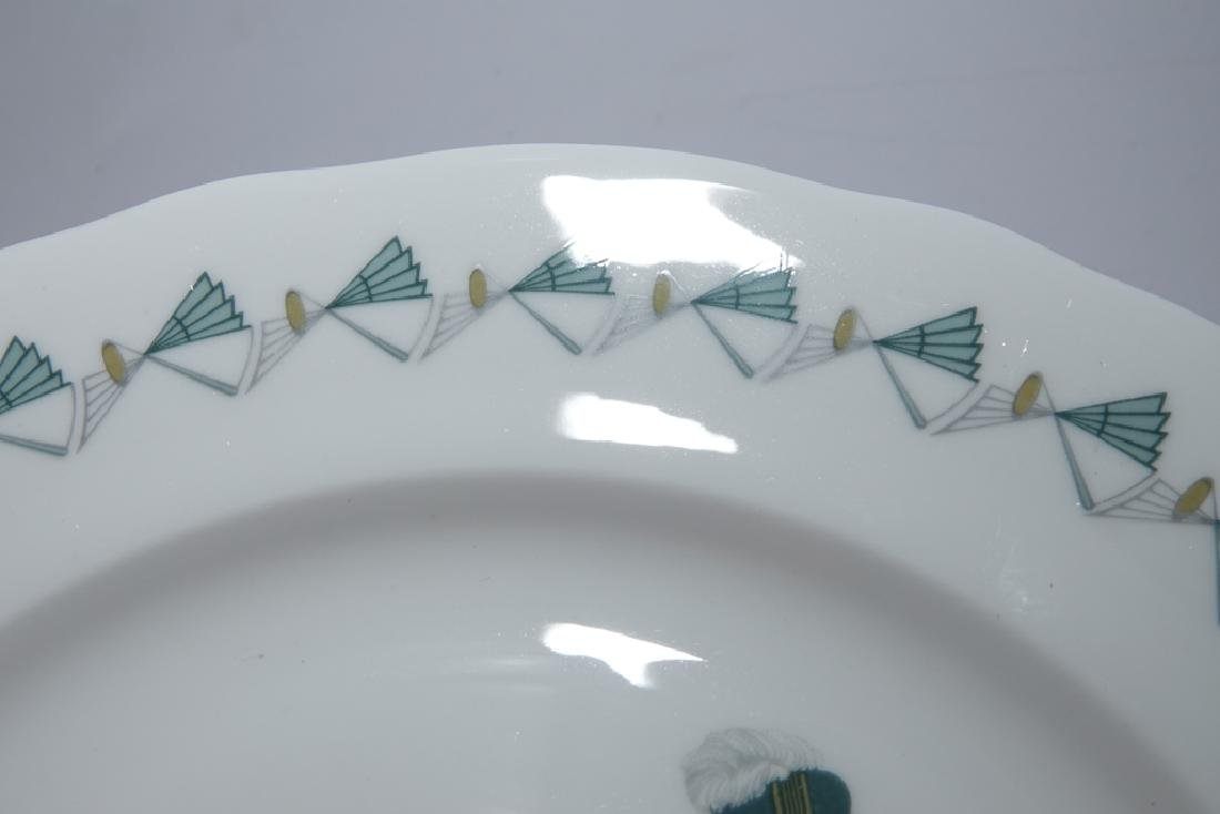 Partial Set ROYAL WORCESTER China,  Savoy Hotel - 7