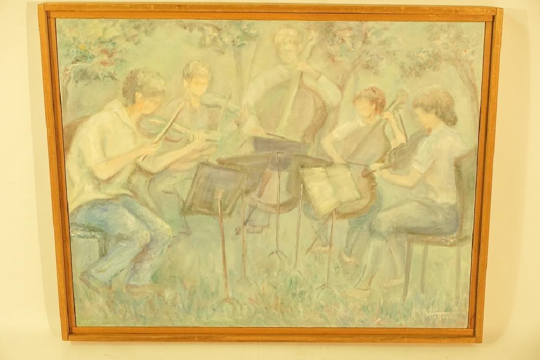 """Hoffman, N. ('29 - 2010)  """"Quintet at Interlochen"""" - 2"""