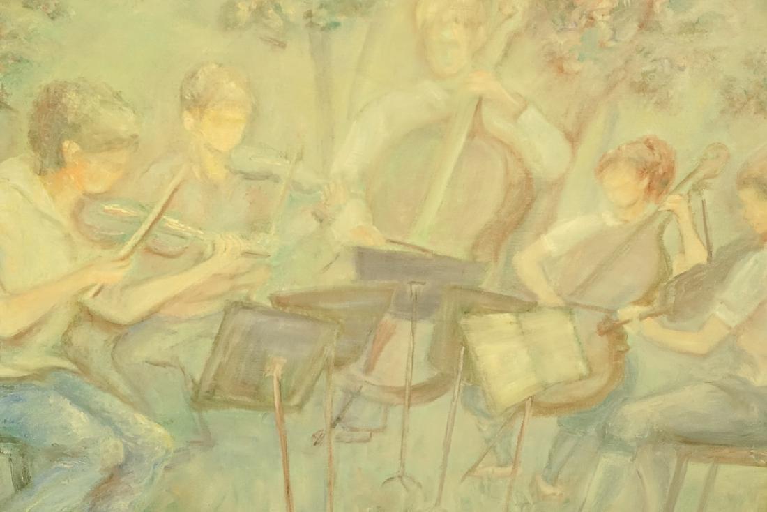 """Hoffman, N. ('29 - 2010)  """"Quintet at Interlochen"""" - 4"""