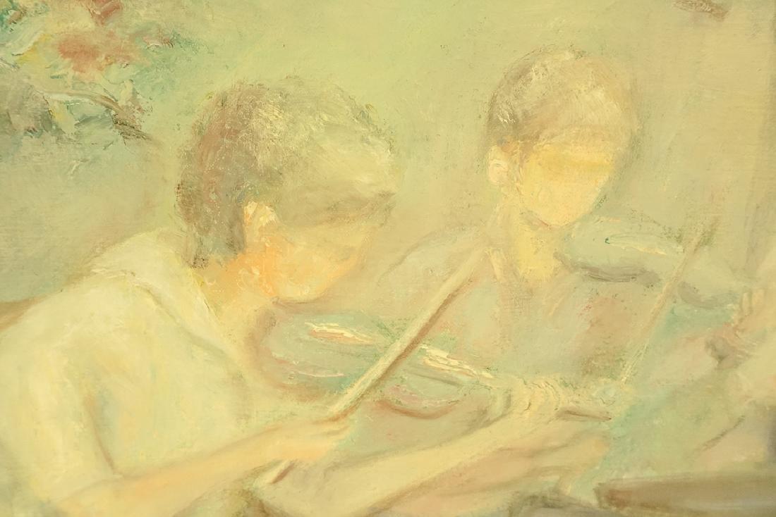 """Hoffman, N. ('29 - 2010)  """"Quintet at Interlochen"""" - 5"""