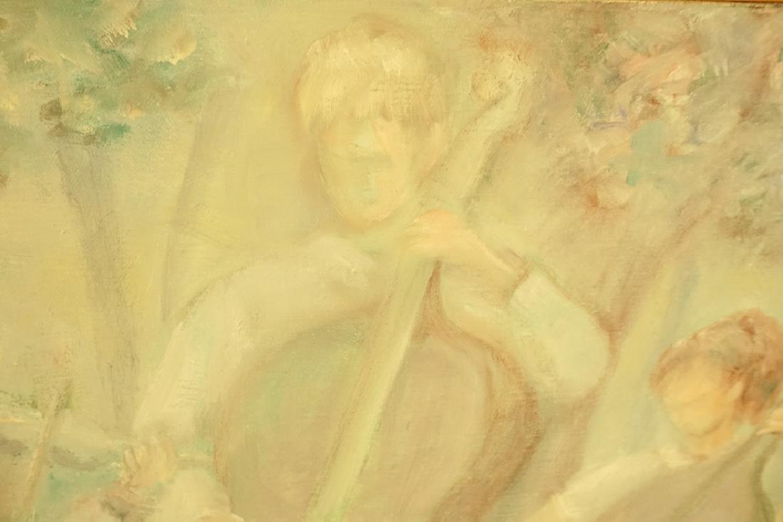 """Hoffman, N. ('29 - 2010)  """"Quintet at Interlochen"""" - 6"""