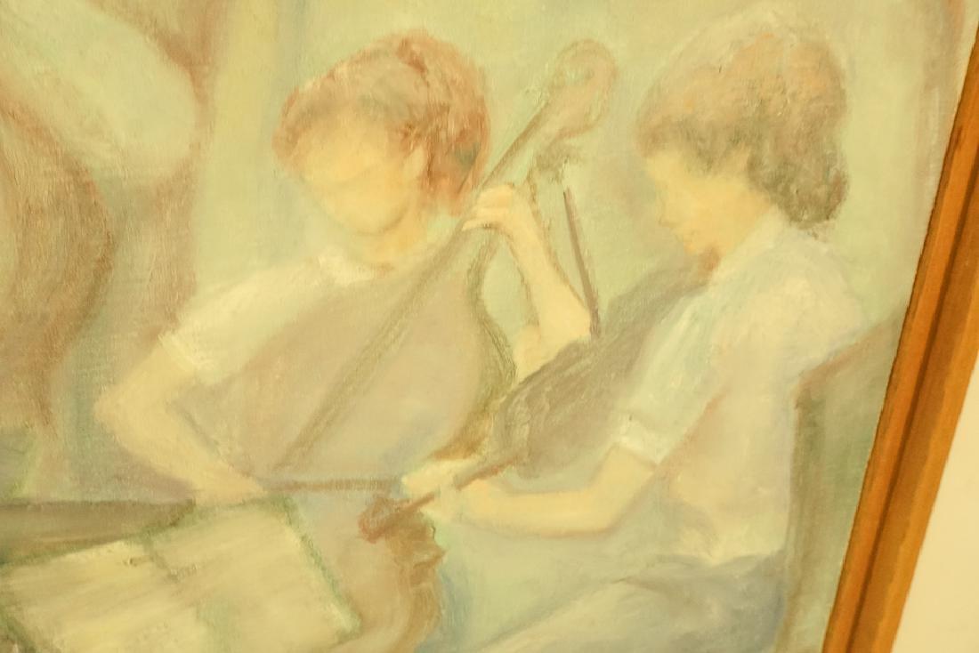 """Hoffman, N. ('29 - 2010)  """"Quintet at Interlochen"""" - 7"""