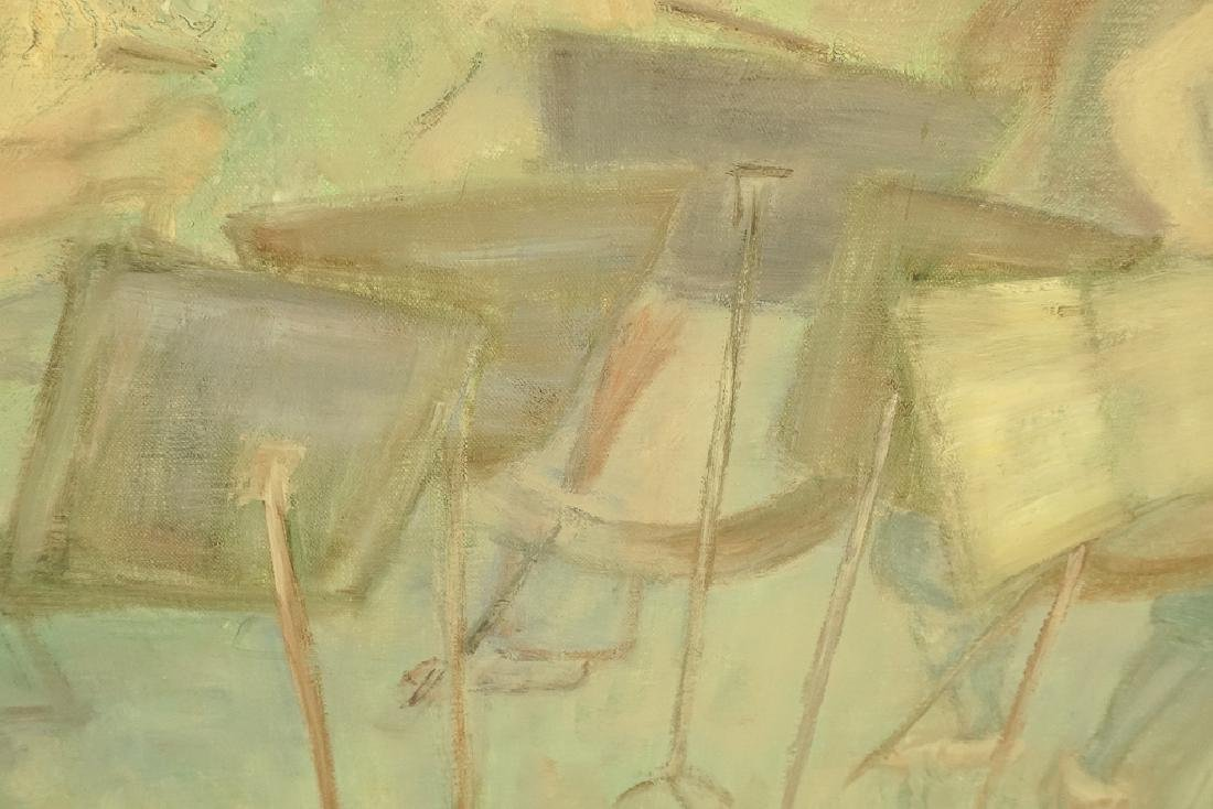 """Hoffman, N. ('29 - 2010)  """"Quintet at Interlochen"""" - 8"""