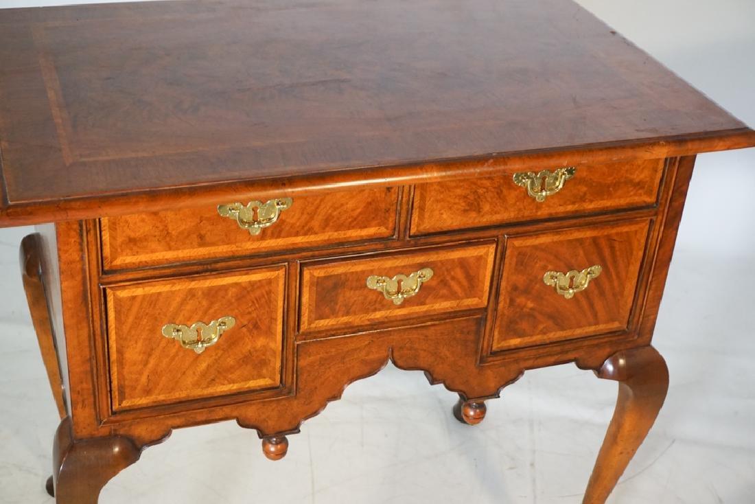 BAKER Furniture Co. Georgian Style Lowboy - 10
