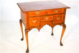 BAKER Furniture Co Georgian Style Lowboy