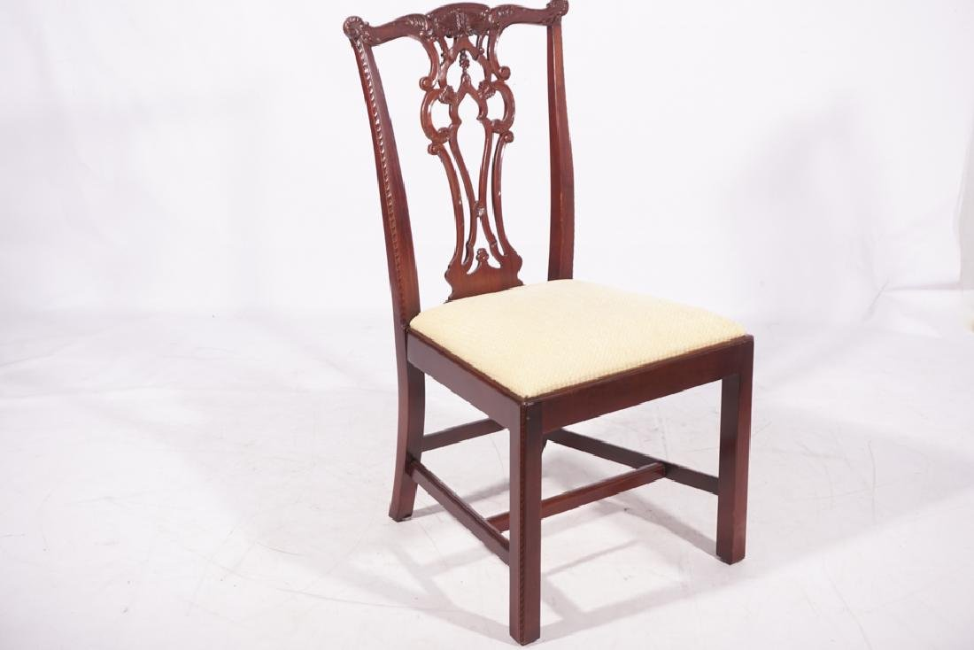 Set of Six HICKORY CHAIR  Dining or Side Chairs - 2