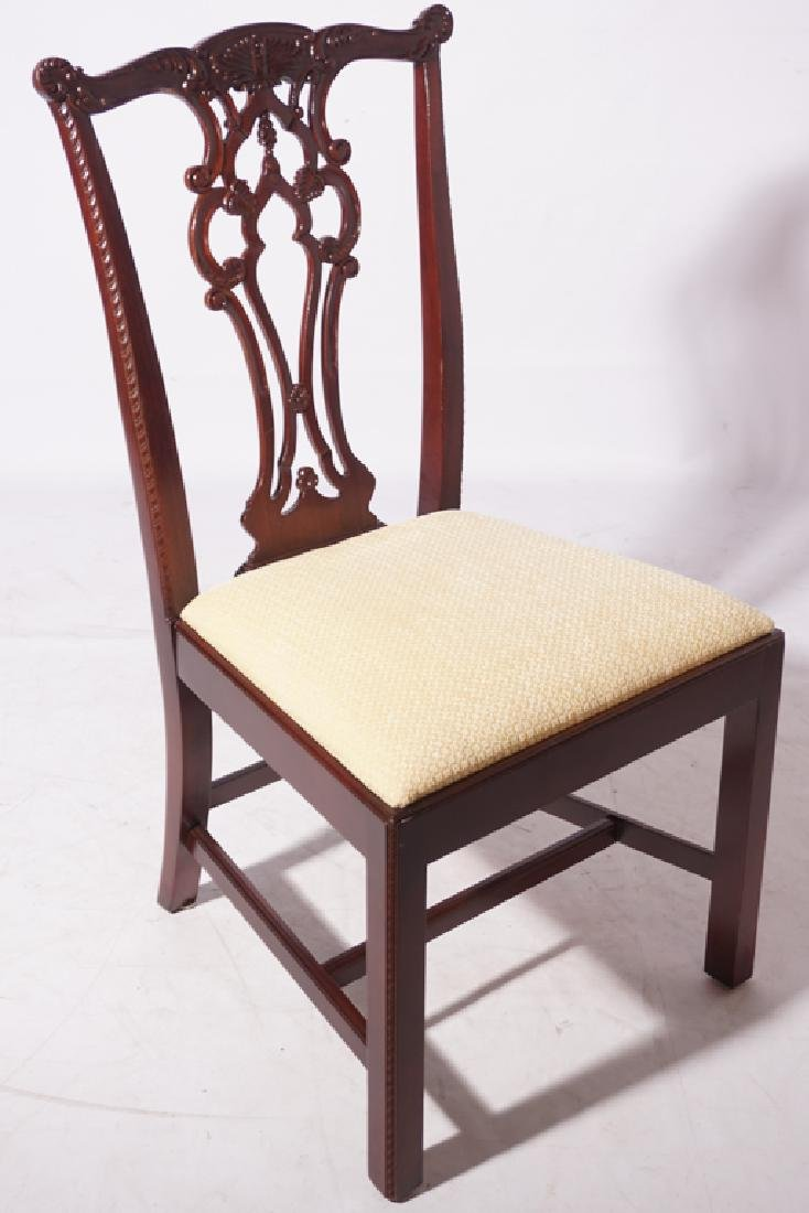 Set of Six HICKORY CHAIR  Dining or Side Chairs - 3