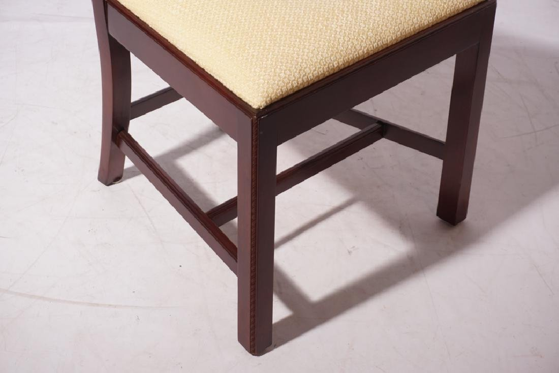 Set of Six HICKORY CHAIR  Dining or Side Chairs - 6