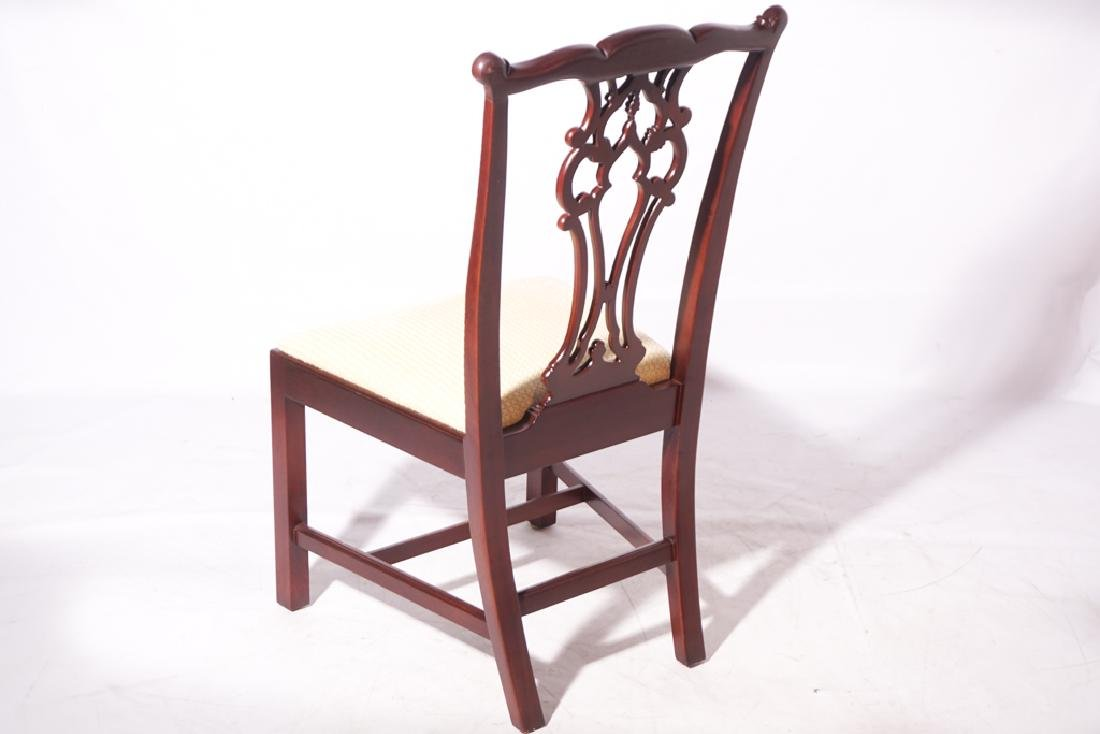 Set of Six HICKORY CHAIR  Dining or Side Chairs - 7