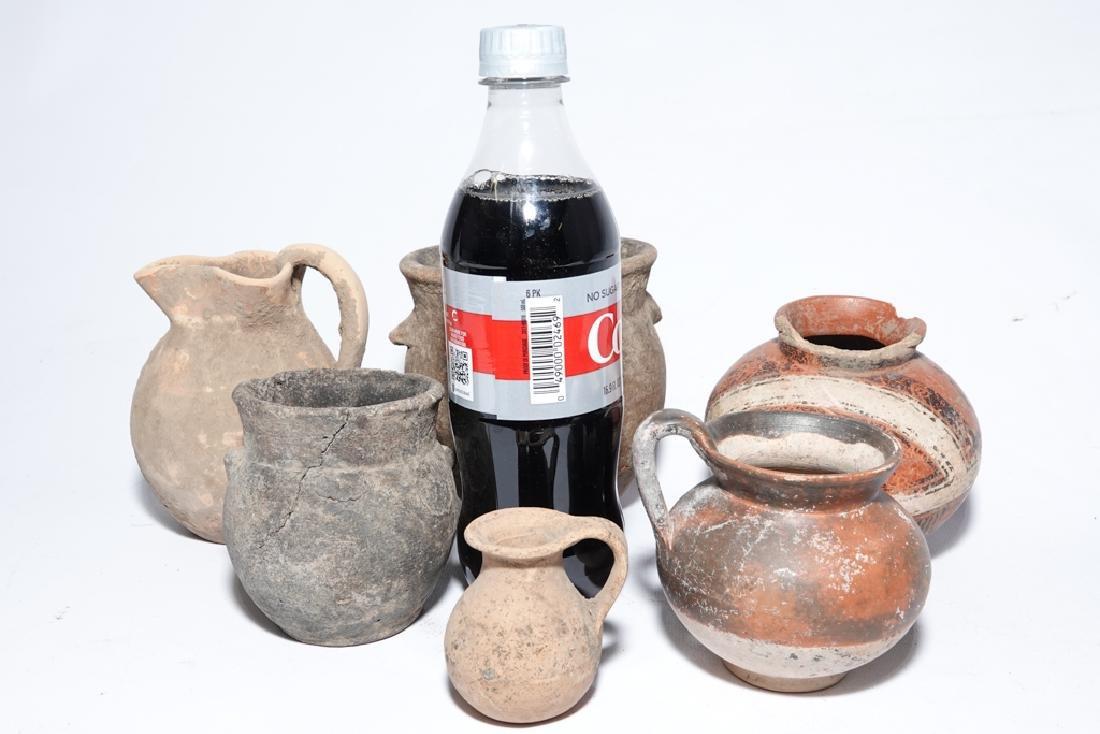 Eleven (11) Pre-Columbian Style Pots - 3