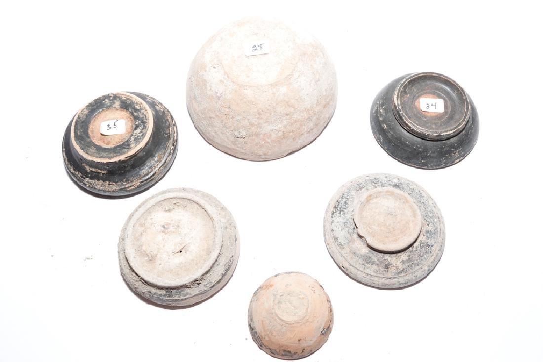 Eleven (11) Pre-Columbian Style Pots - 8