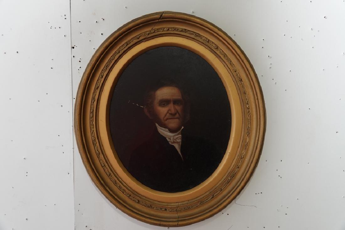 Pair 19th European  Portraits - 4