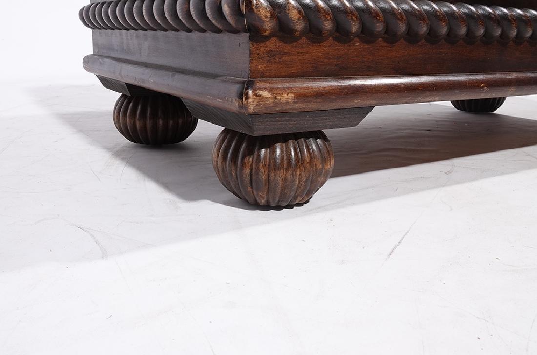 Tufted Velvet Bench - 5