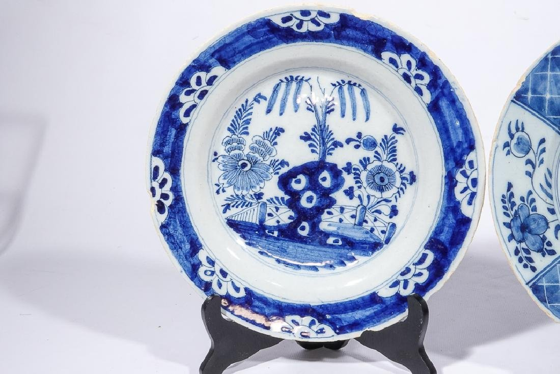 Three (3) Chinese Porcelain Plates - 10