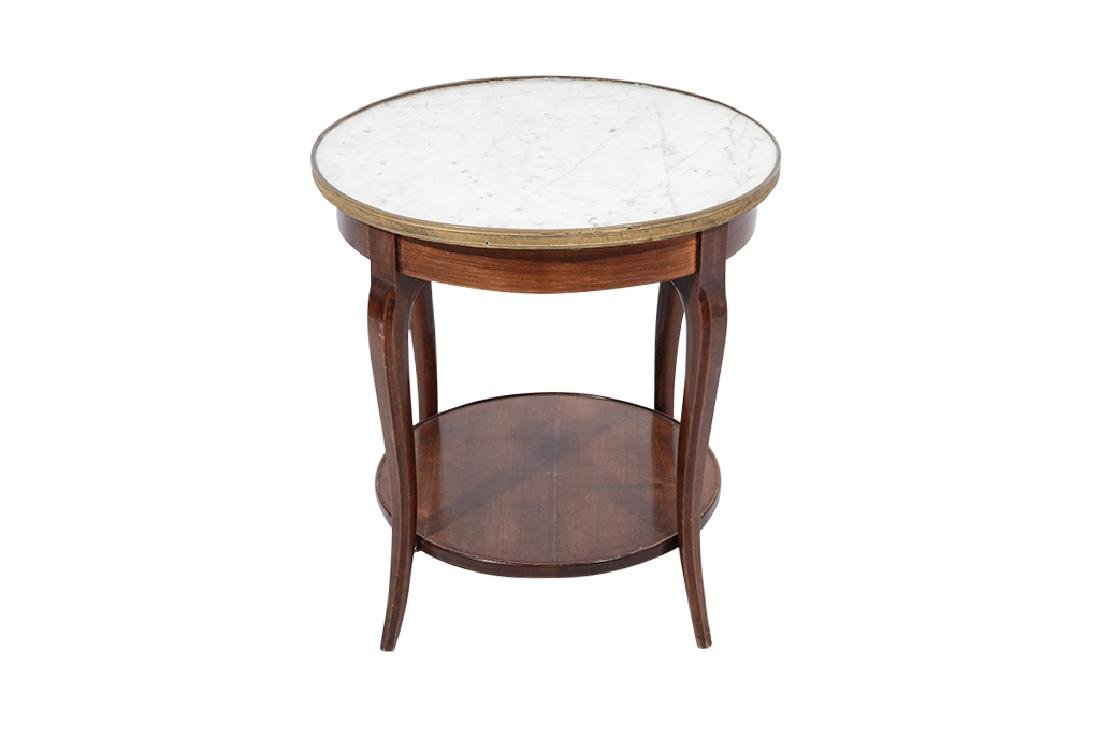 Miniature French Low Table