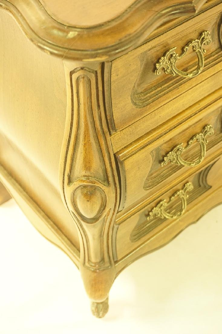 Diminutive Louis XV Style Commode - 8