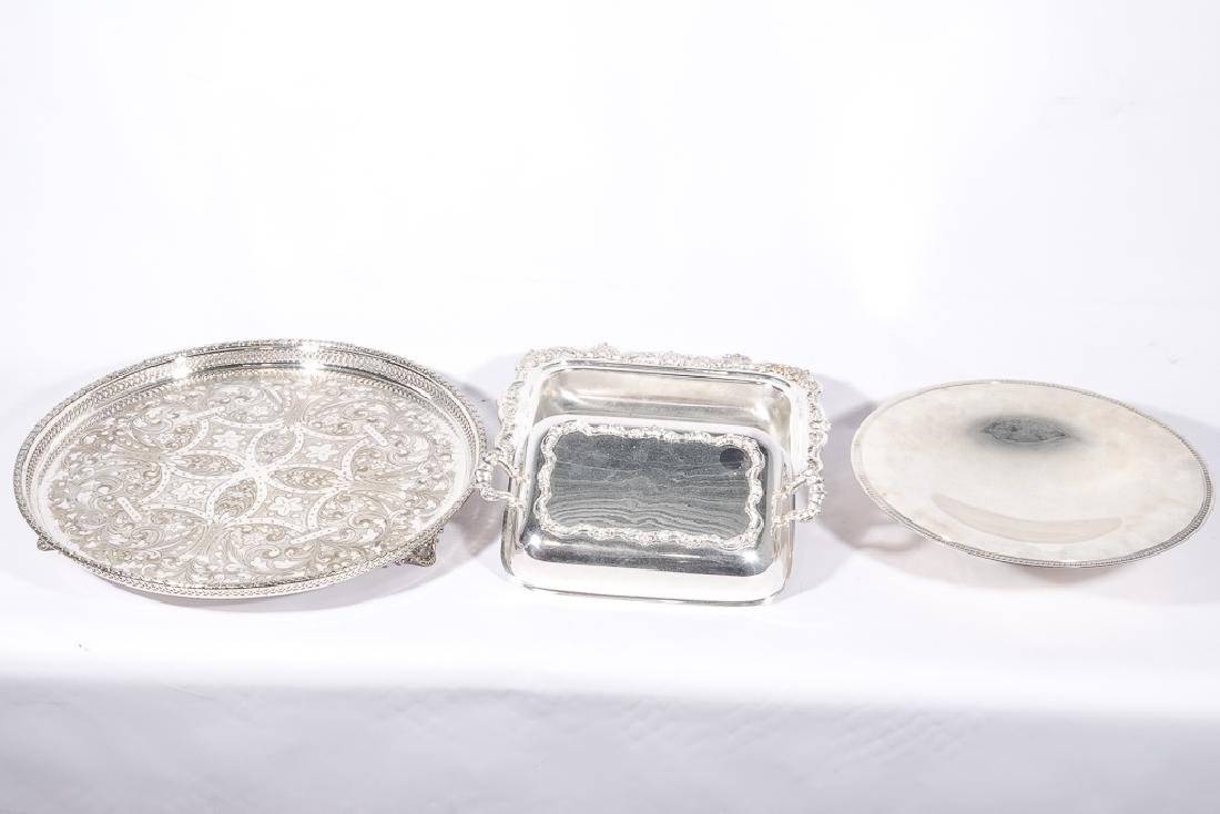 Lot of CHRISTOFLE etc Silver Plate - 2