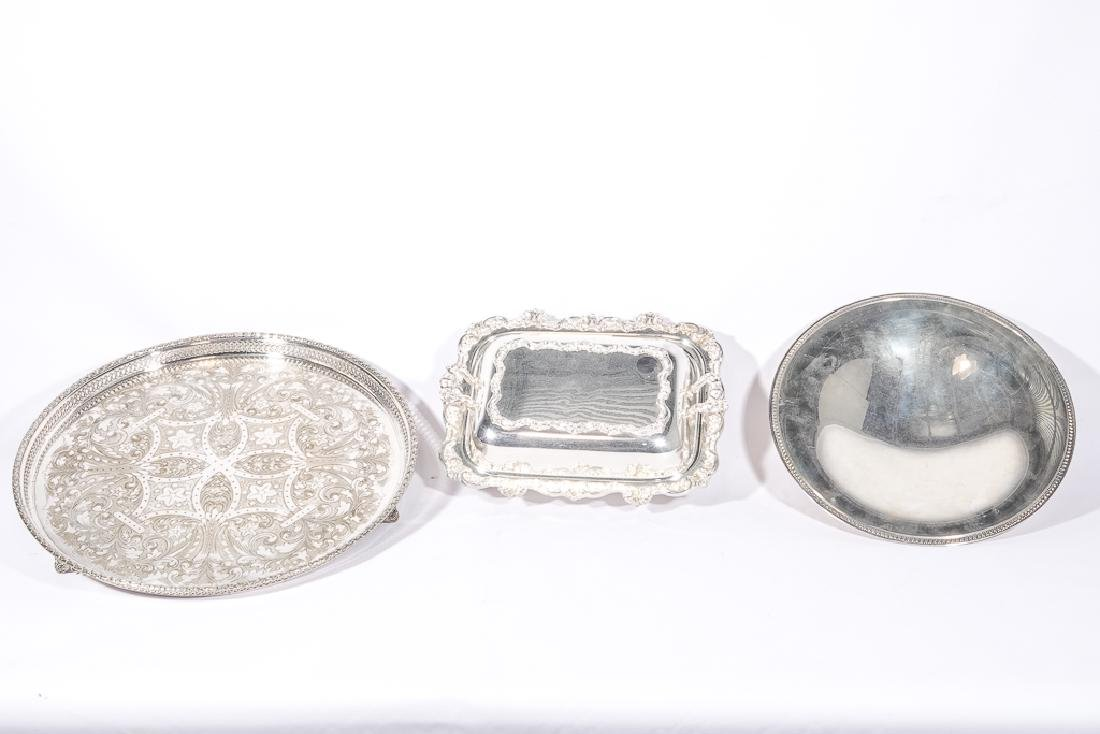 Lot of CHRISTOFLE etc Silver Plate - 3