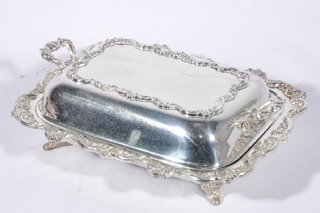 Lot of CHRISTOFLE etc Silver Plate - 5
