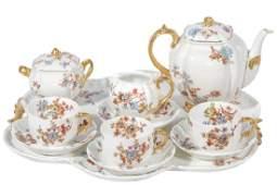 Haviland LIMOGES Porcelain Tea Set