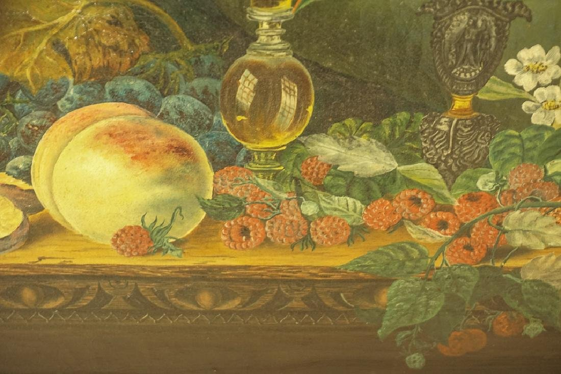17th C Style Still Life Painting - 9