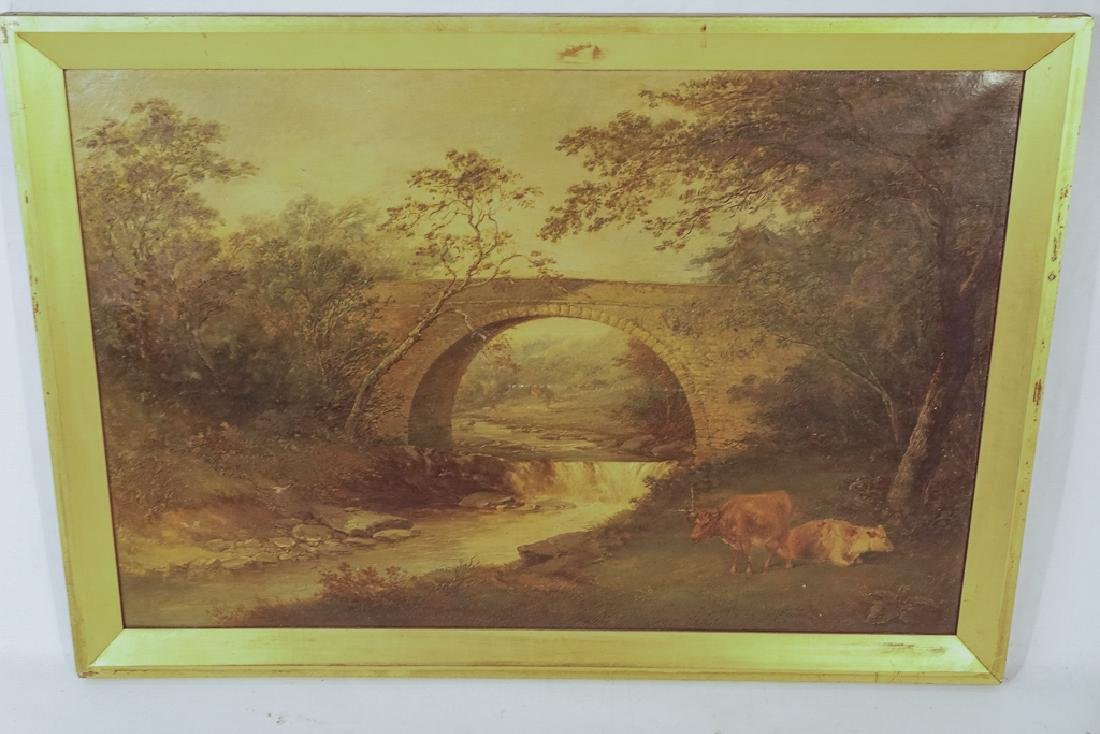 19th c Romantic Landscape