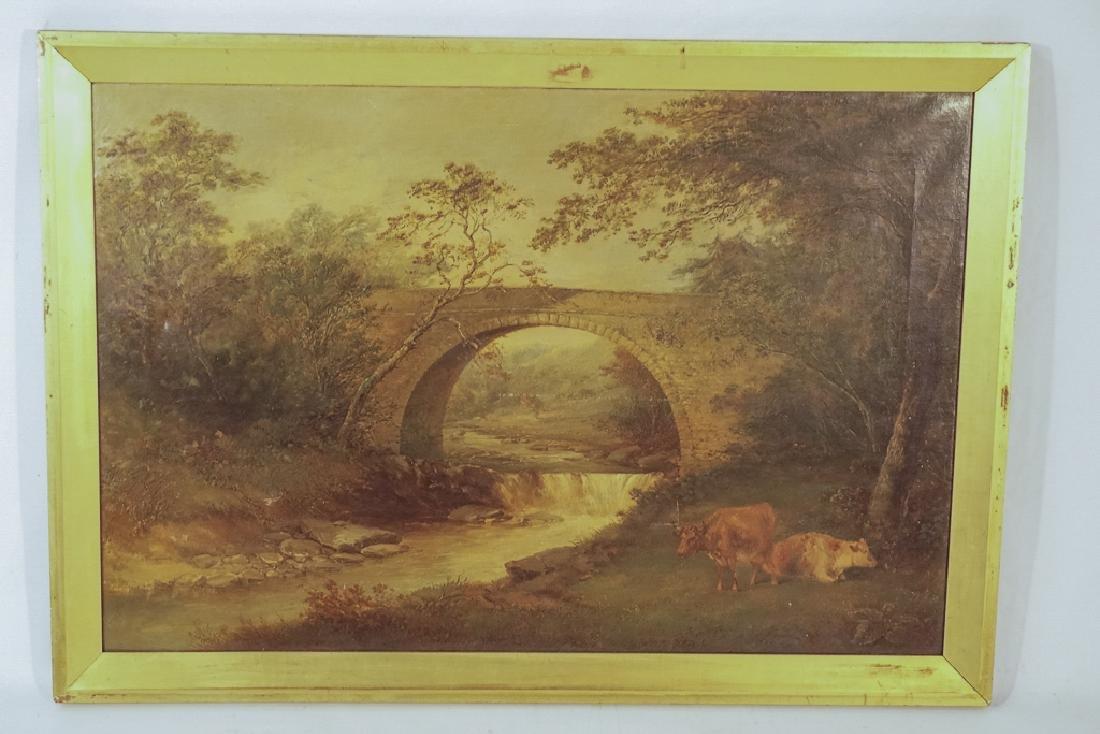 19th c Romantic Landscape - 4