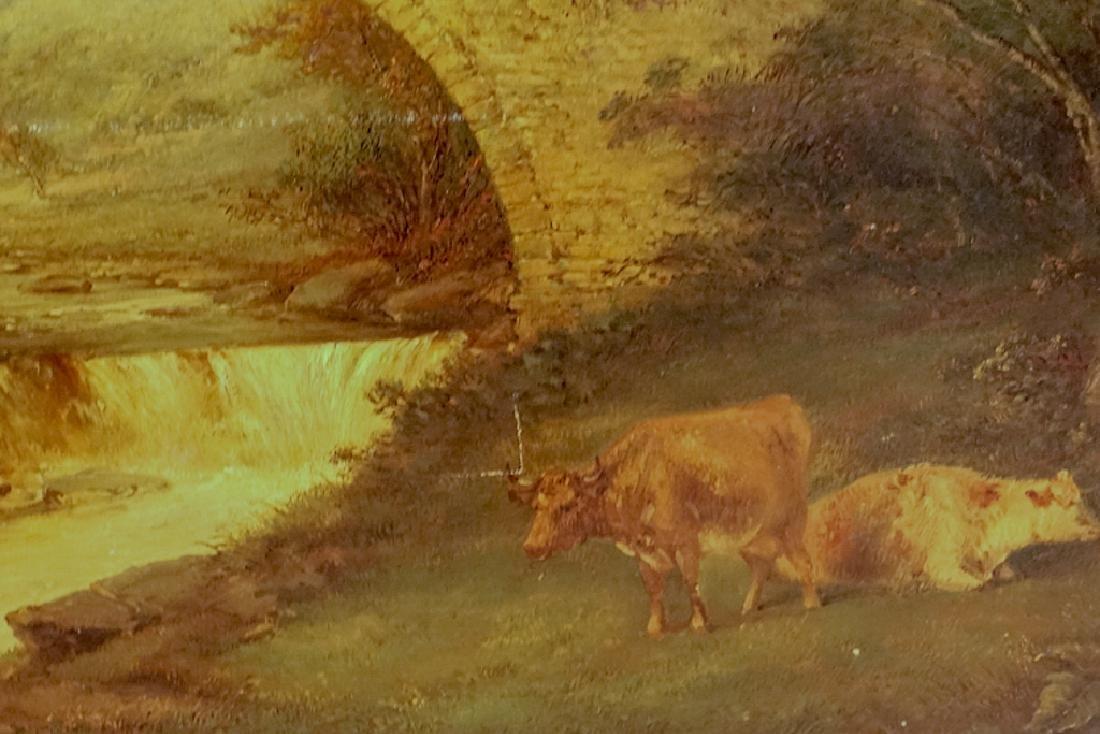 19th c Romantic Landscape - 7