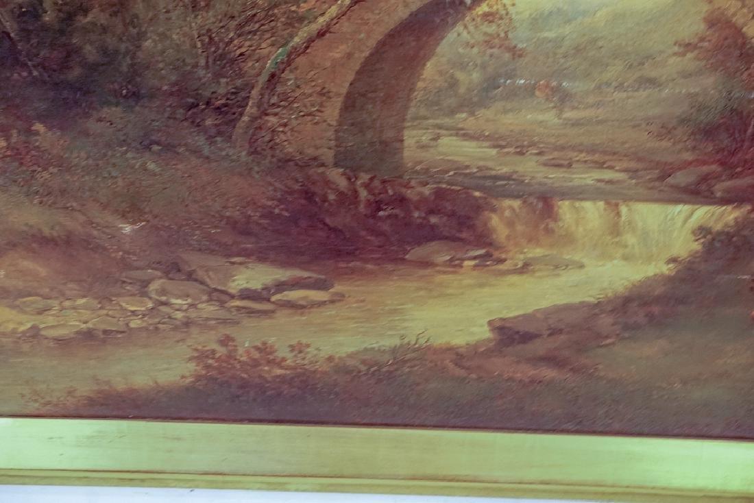 19th c Romantic Landscape - 8
