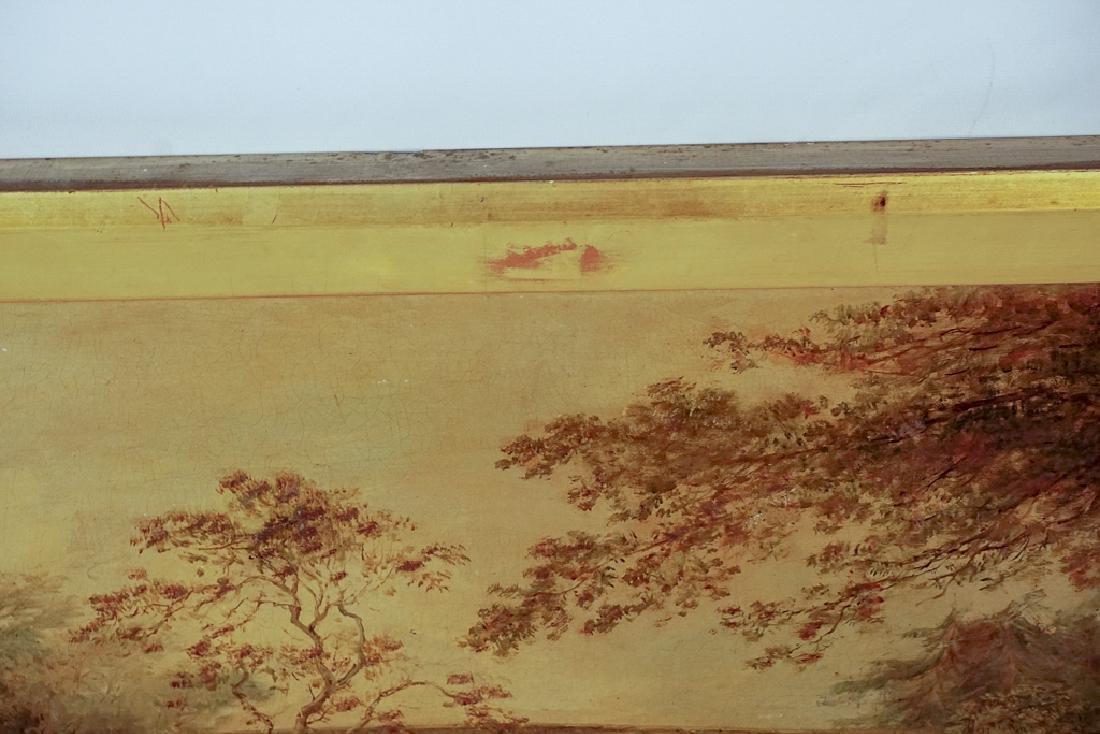 19th c Romantic Landscape - 9