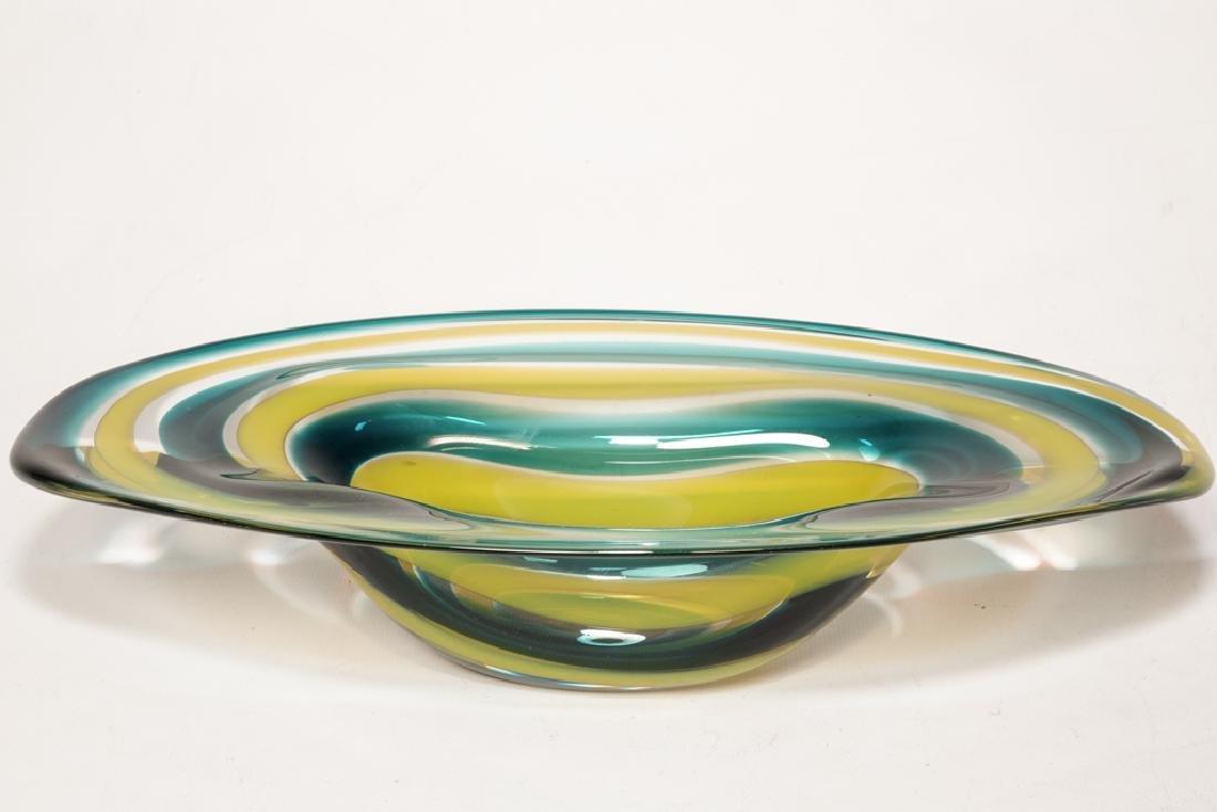 Murano Glass Bowl - 3