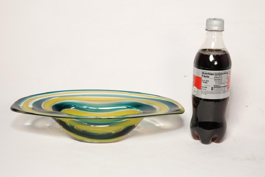 Murano Glass Bowl - 4