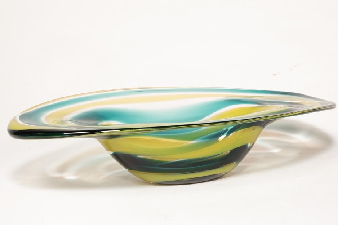 Murano Glass Bowl - 5