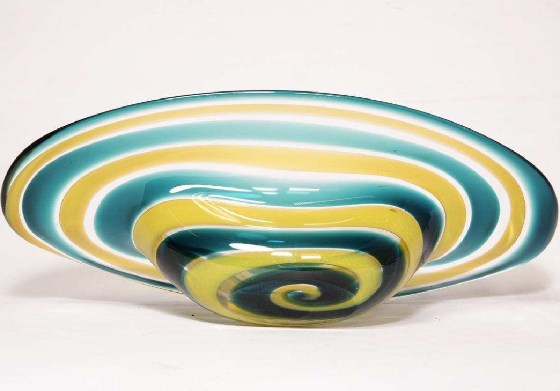Murano Glass Bowl - 7