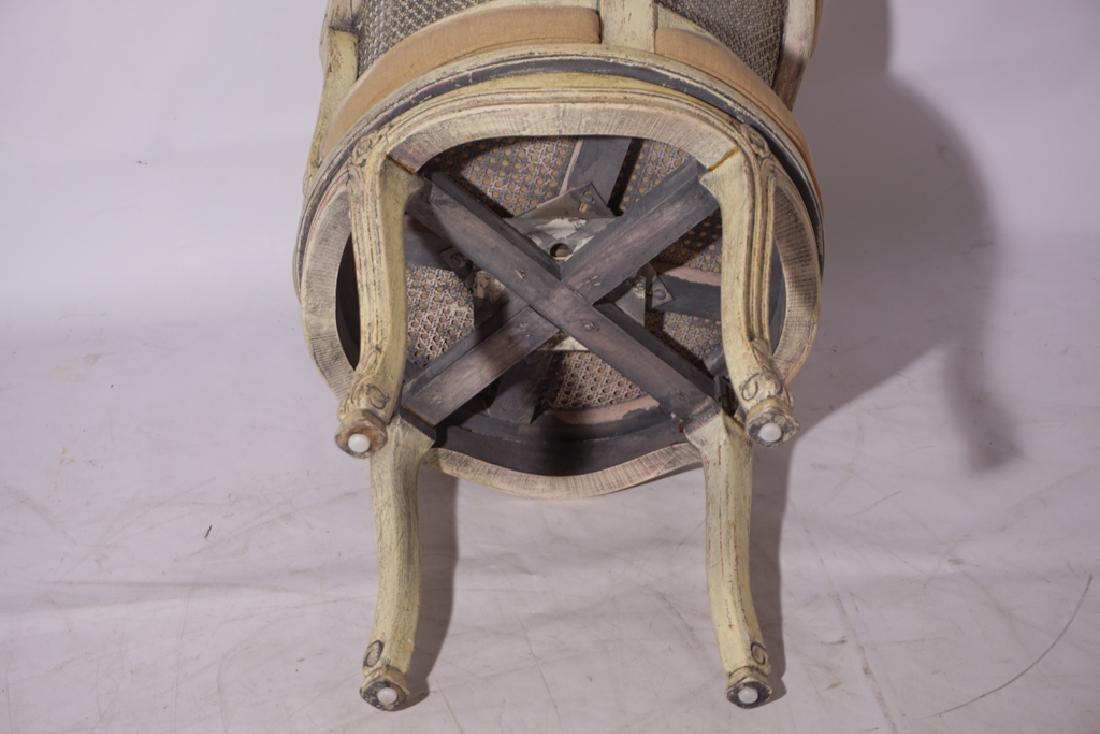 Louis XV Style Desk Chair - 6