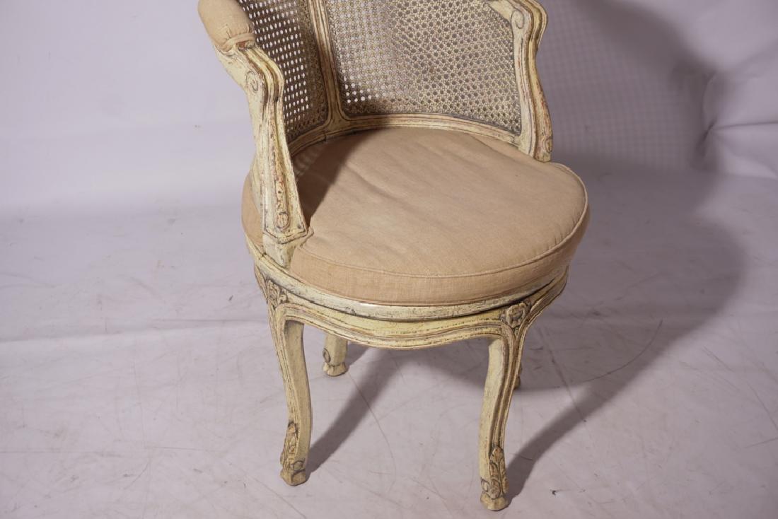 Louis XV Style Desk Chair - 8