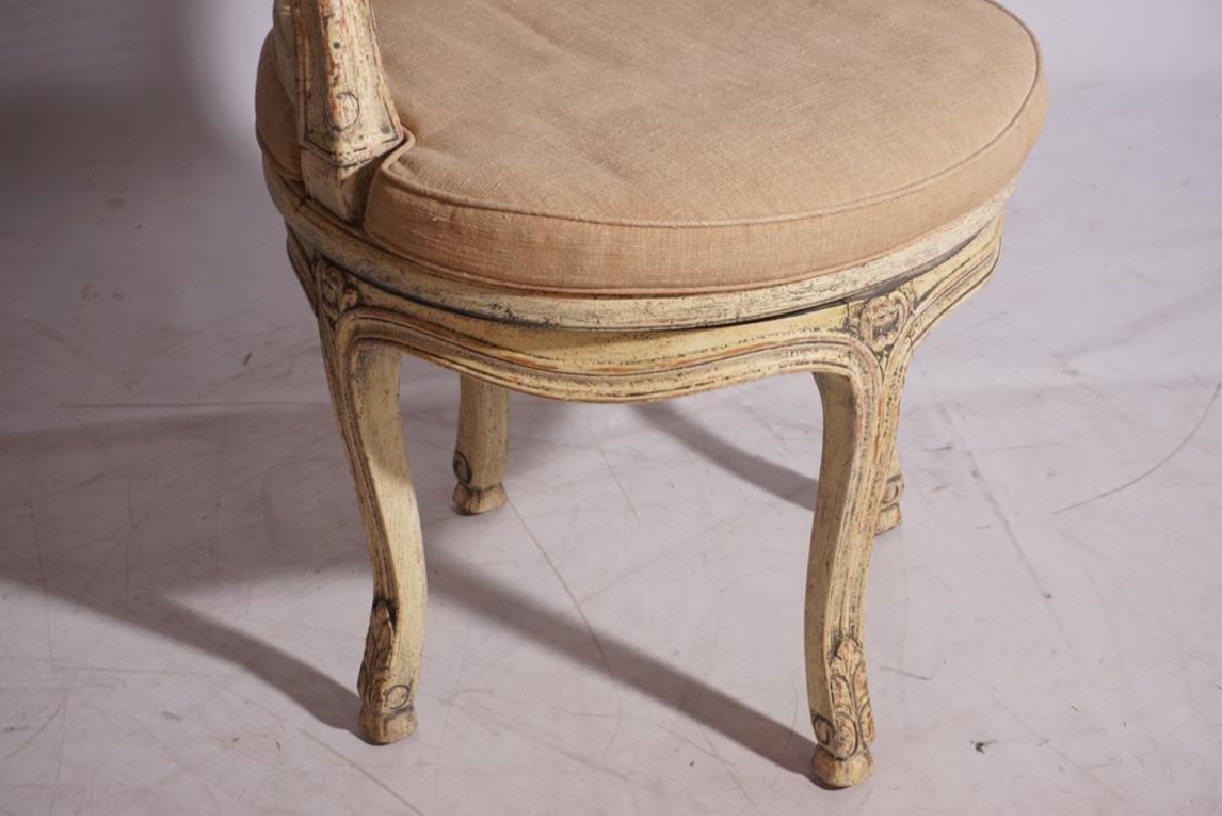 Louis XV Style Desk Chair - 9