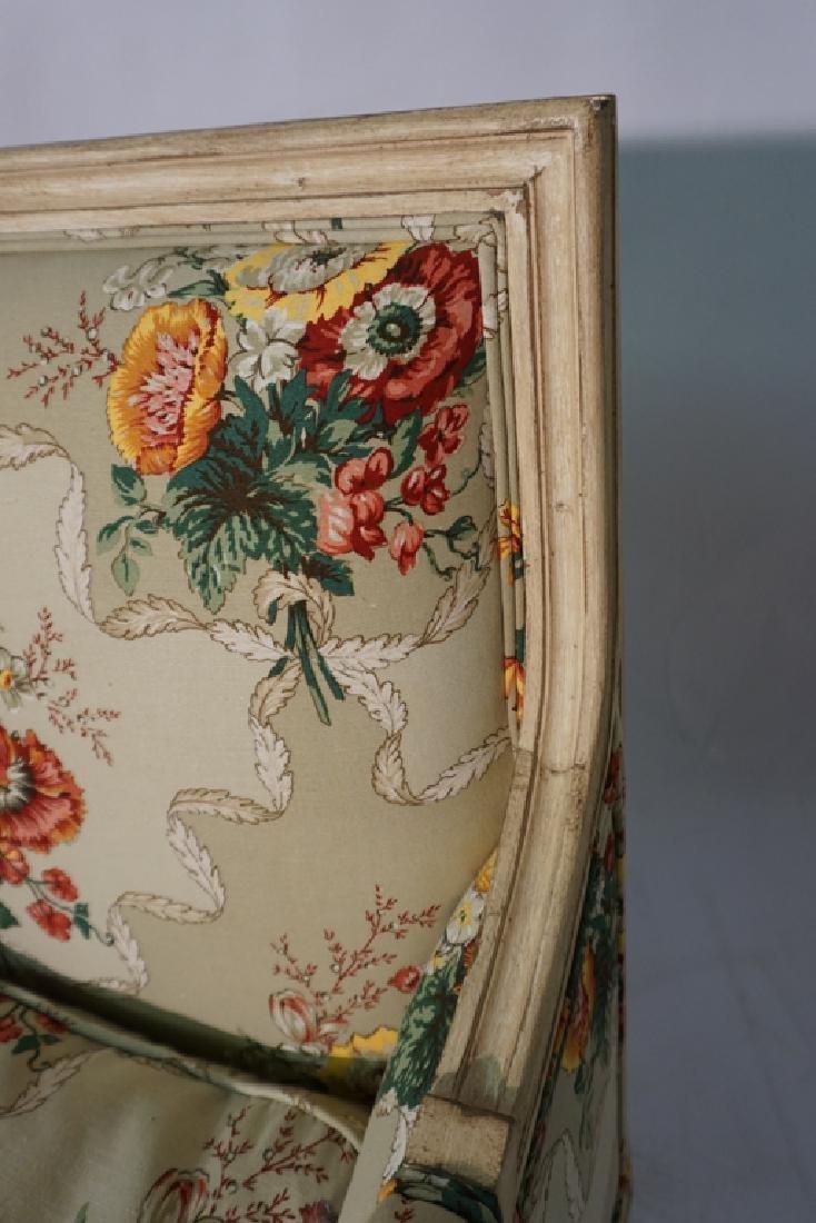 Louis XVI Style Bergere - 2