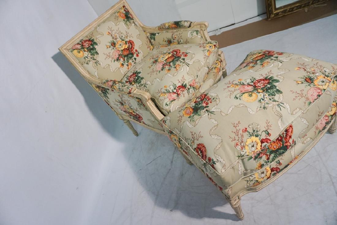 Louis XVI Style Bergere - 7