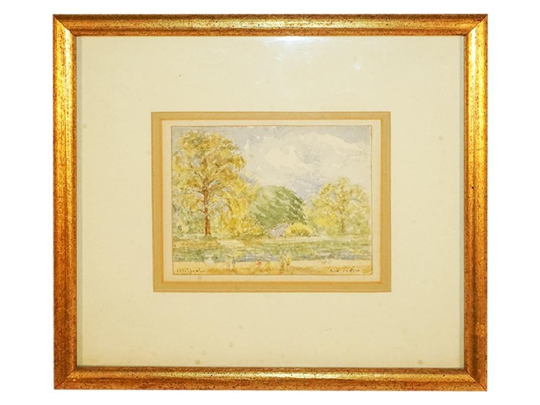 Belchamber, Marguerite (En.1916-2010), Kew Garden