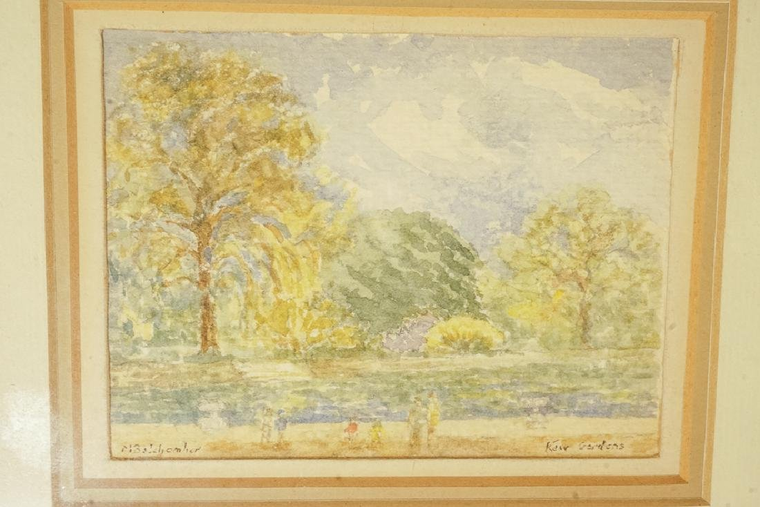 Belchamber, Marguerite (En.1916-2010), Kew Garden - 3