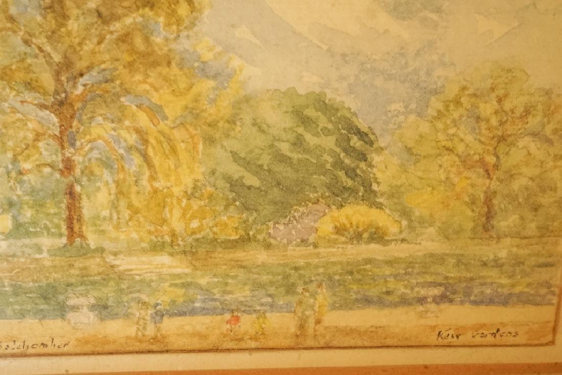 Belchamber, Marguerite (En.1916-2010), Kew Garden - 6